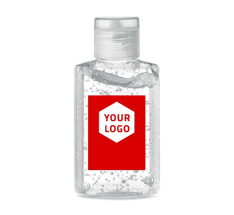 GEL MANI personalizzabile con tuo logo