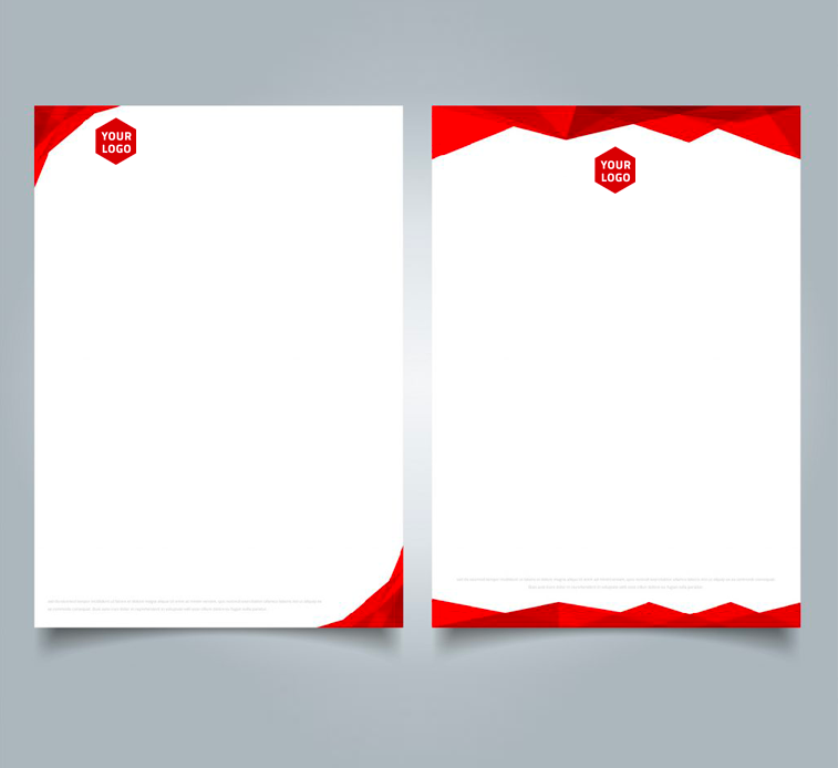 Carta da Lettera Personalizzabili per la Svizzera